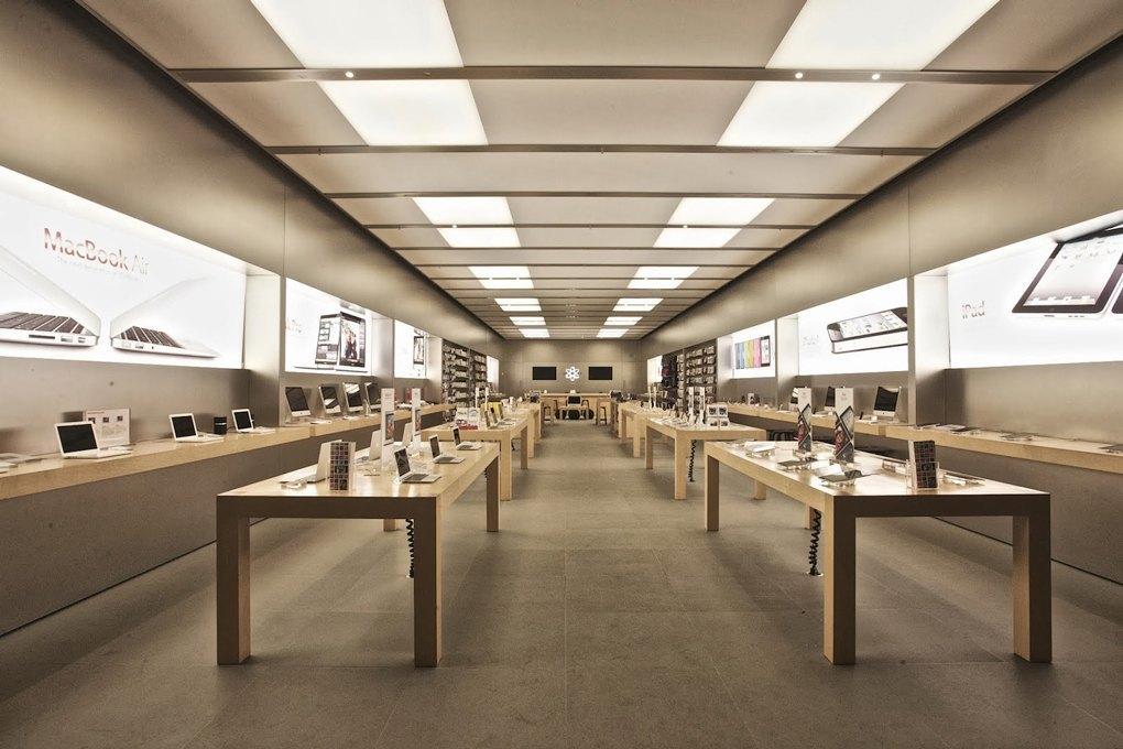Hopes Tech: 10 самых красивых магазинов мира. Изображение № 14.
