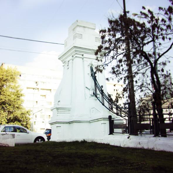 В зоне риска: Тверской путепровод. Изображение № 6.