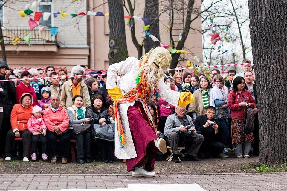 Фоторепортаж: Столетие петербургского дацана. Изображение № 12.