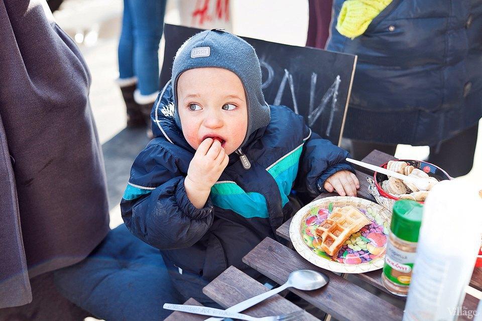 Фоторепортаж: Как открыть своё временное кафе на улице. Изображение № 5.