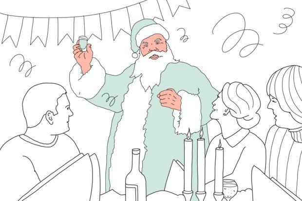 Как всё устроено: Работа Деда Мороза. Изображение № 2.
