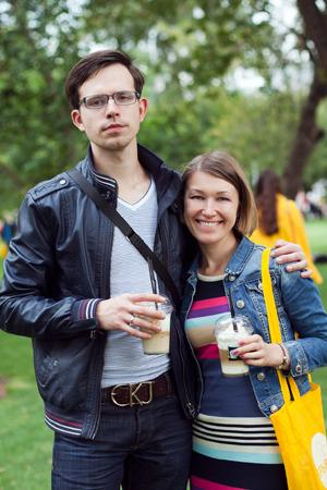 Люди в городе: Посетители фестиваля «Праздник Еды». Изображение № 9.