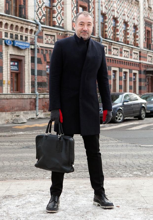 Внешний вид: Вадим Ясногородский, директор поразвитию. Изображение №1.
