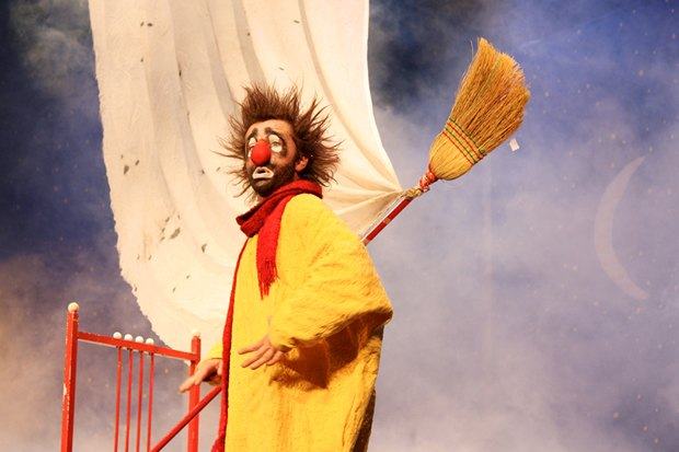 Цирк уехал: 11 нововведений Вячеслава Полунина. Изображение № 6.