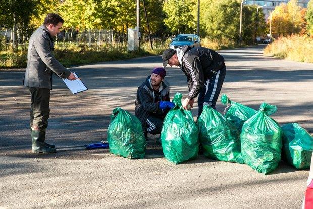 Как превратить сбор мусора в городскую игру . Изображение № 6.