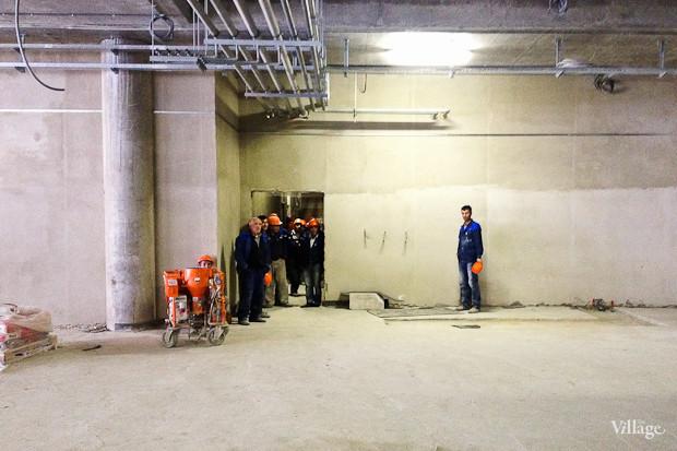 Фоторепортаж: Каким будет новый терминал Пулкова. Изображение № 45.