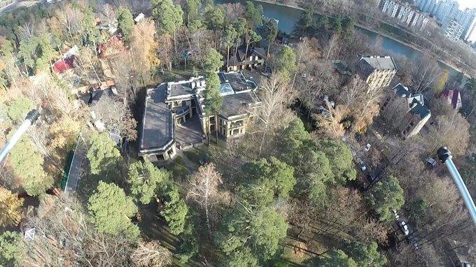 Навальный нашёл ужены секретаря Совбеза дом за миллиард рублей. Изображение № 2.