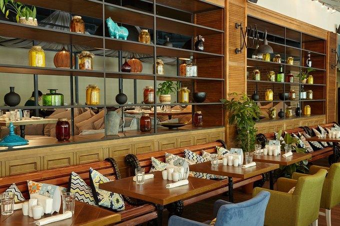 Ginza открыла ресторан помотивам фильма «Мимино». Изображение № 3.