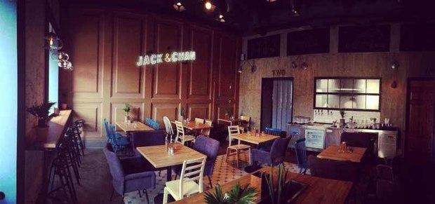 На Инженерной открылось паназиатское кафе Jack&Chan. Изображение №1.