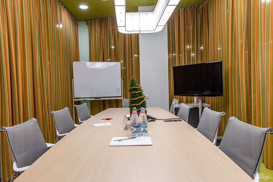 Интерьер недели (Москва): Офис «Яндекса» в БЦ «Строганов». Изображение № 10.