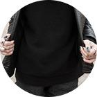 Внешний вид: Агата Цветинская, модель, диджей. Изображение №14.