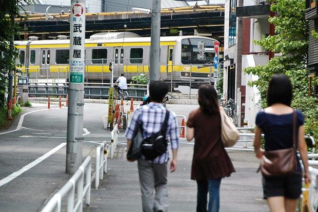 Митака, город соседа Тоторо. Изображение № 2.