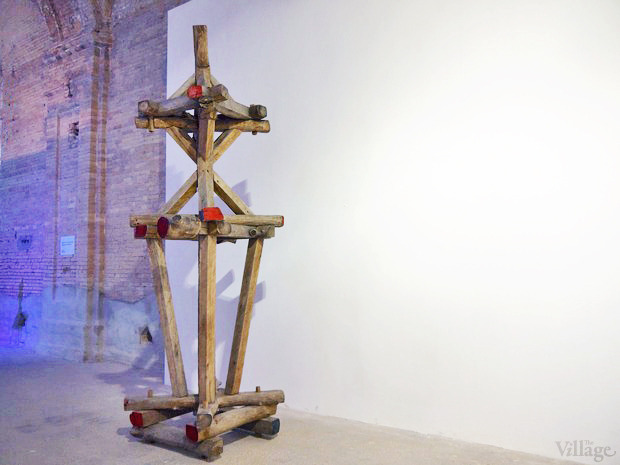 Гид по Большому скульптурному салону — 2012  . Зображення № 23.