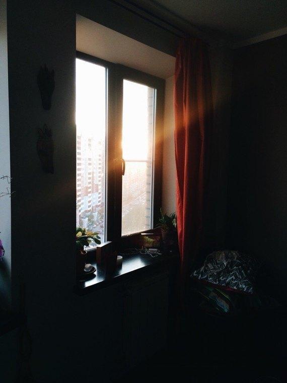 Осенний закат вМоскве. Изображение № 2.