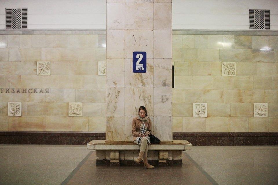 Камера наблюдения: Москва глазами Марии Плотниковой. Изображение №15.