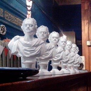 Ёлочные пирушки: 31 новогодняя вечеринка в Петербурге. Изображение № 10.