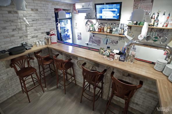Новое место (Киев): «Brasserie Подшоffe». Зображення № 10.