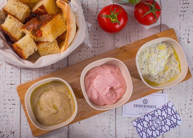 На месте кафе «Галерея» наПетровке открылся новый ресторан Аркадия Новикова Semiramis. Изображение № 3.