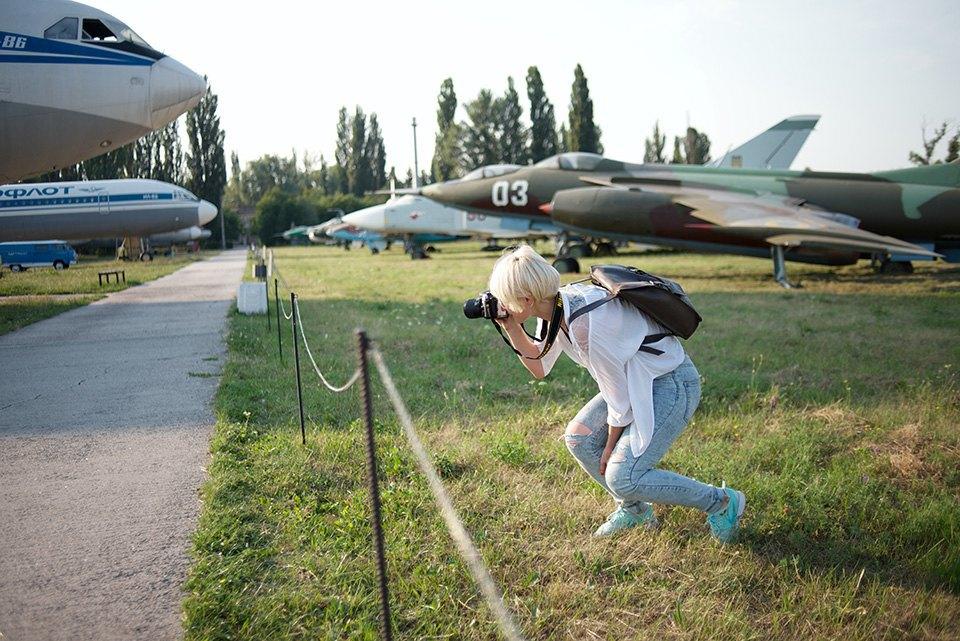 Фотосъёмка в Музее авиации. Изображение № 14.