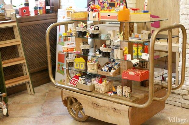 Новое место: Магазин игрушек «Понарошку». Изображение № 4.
