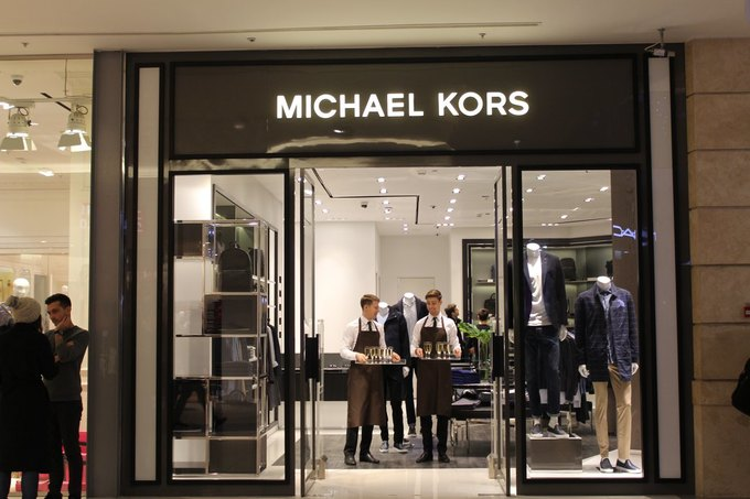 В «Метрополисе» открылся мужской бутик Michael Kors. Изображение № 3.
