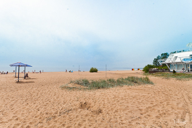 Гид по пляжам в городе и на заливе. Изображение № 1.