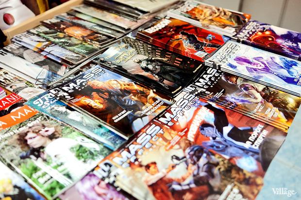 Раскадровка: 6 магазинов илавок с комиксами вПетербурге. Изображение № 67.