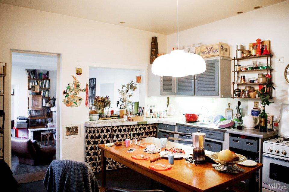 Квартиры мира (Париж): Дом в районе Монтрёй. Изображение №15.