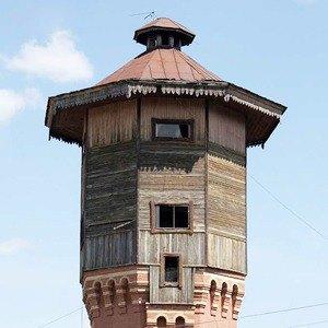 Дом из водонапорной башни, сумки для митингов, собаки в американском раю идругие русские проекты. Изображение № 2.