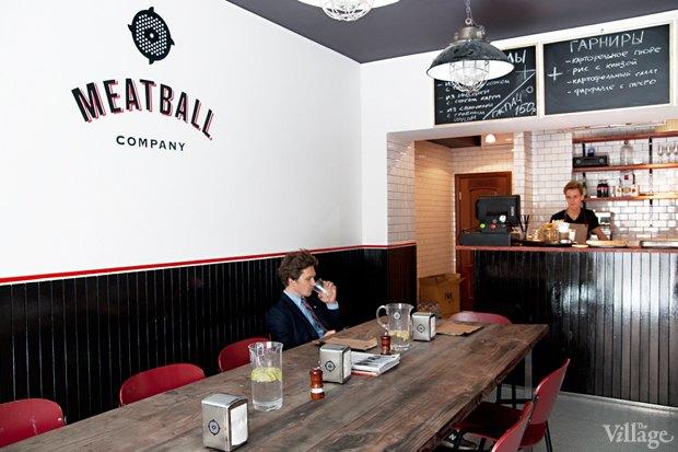 Новое место: Кафе Meatball Company —закрылось. Изображение № 9.