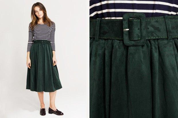 Где купить юбку наосень: 9вариантов от1500 рублей до82тысяч. Изображение № 4.