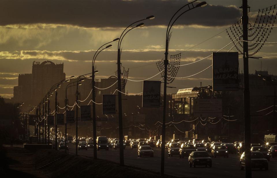 Камера наблюдения: Москва глазами Сергея Пономарёва. Изображение №16.