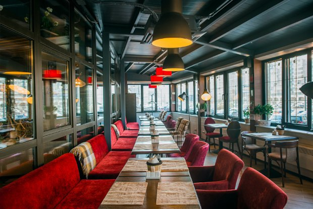Винный ресторан TheSafe, вегетарианское кафе Rootz, обновлённое меню «Рубинштейна». Изображение № 4.