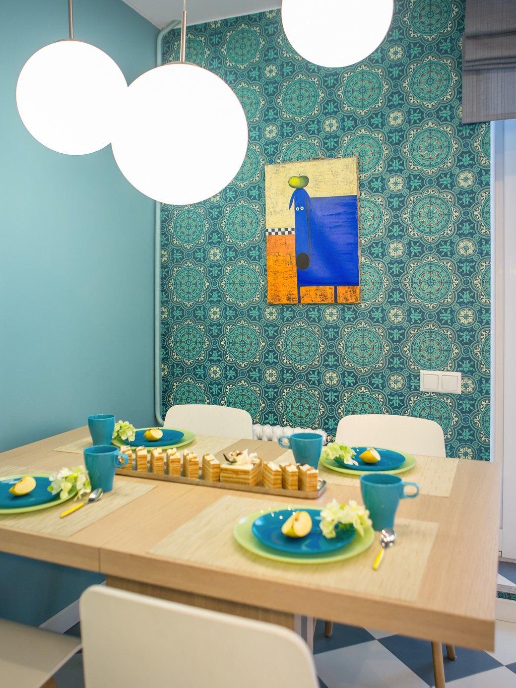 Просторная квартира для мамы с двумя детьми. Изображение № 25.