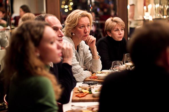 Разговоры на ужине: Гражданские инициативы. Изображение № 19.
