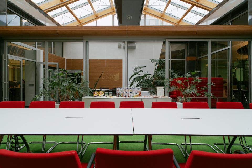 Офис логистической компании накрыше пентхауса. Изображение № 14.