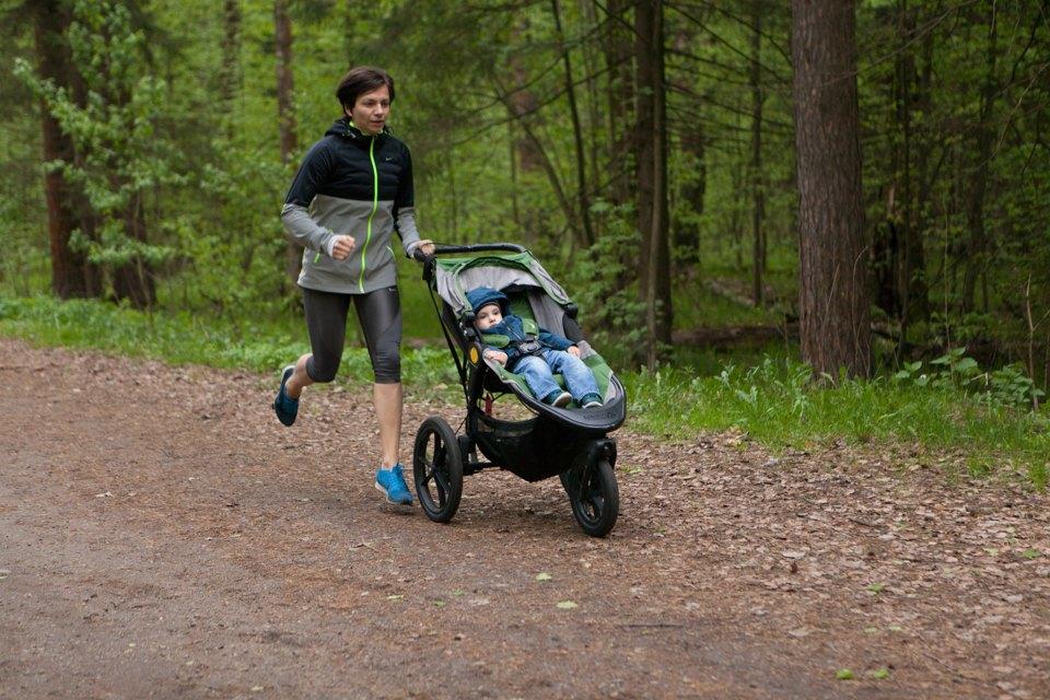 Беги, мама, беги: Тест-драйв детских колясок для бега. Изображение № 40.