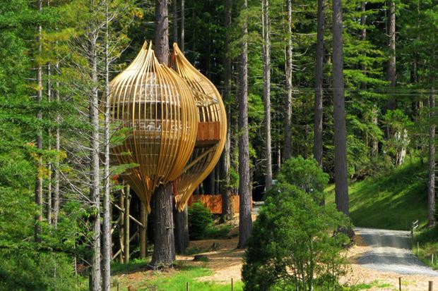 Дизайн от природы: Ресторан-кокон и «тунцовая» электростанция . Изображение № 8.