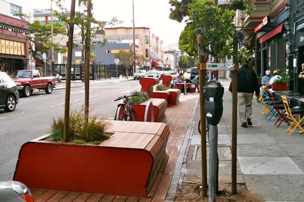 Идеи для города: Паркинаавтостоянках в Сан-Франциско. Изображение № 4.