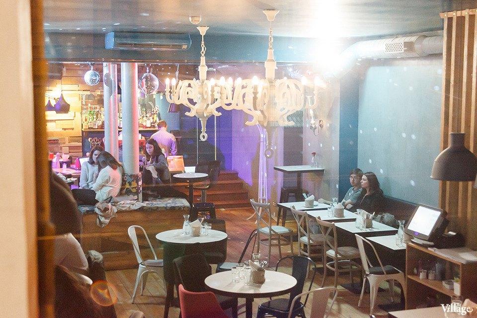 От заката до рассвета: 24 места, где можно поесть ночью в Петербурге. Изображение № 16.