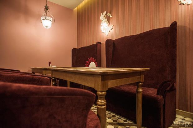 Новое место (Киев): Кофейня-пиццерия Scorini Wonderland. Зображення № 11.