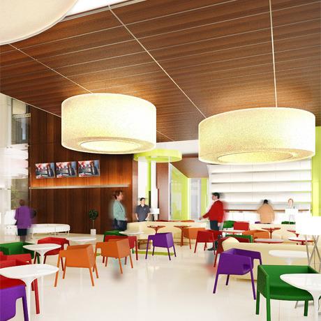 Для комплекса «Парковый» разработали дизайн интерьера. Зображення № 4.