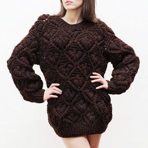 Что надеть: Парка Code Red, свитшот I Am, свитер LoftDesignby.... Изображение № 6.