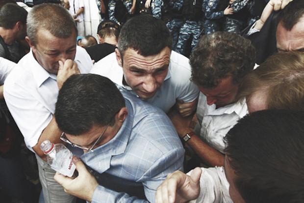 Copwatch: Действия милиции возле «Украинского дома». Зображення № 40.