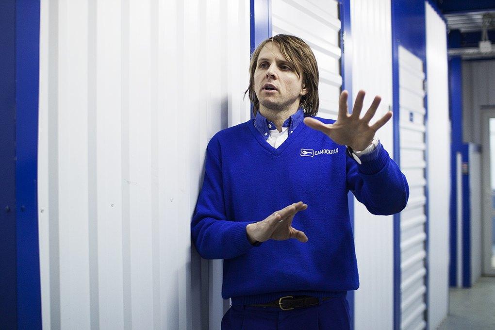 «Самосклад»: Какшотландец избавляет московские квартиры от хлама. Изображение № 3.