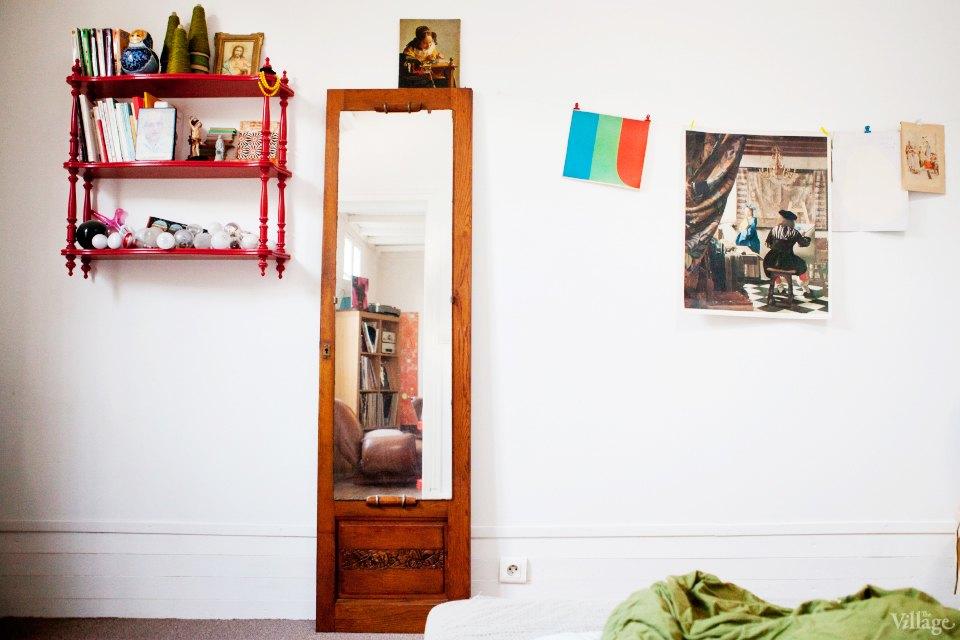 Квартиры мира (Париж): Дом в районе Монтрёй. Изображение №28.