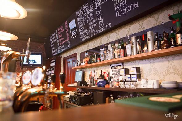 Новое место (Петербург): I Believe Bar. Изображение № 7.