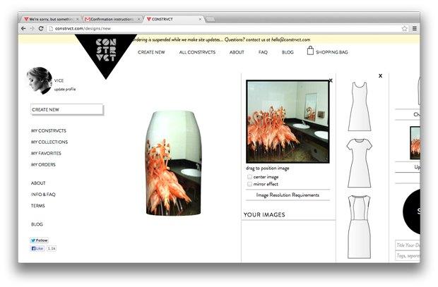 создать дизайн одежды онлайн - фото 11