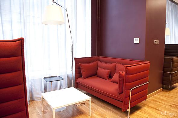 Офис недели (Москва): Клубный офис Cabinet Lounge. Изображение № 7.