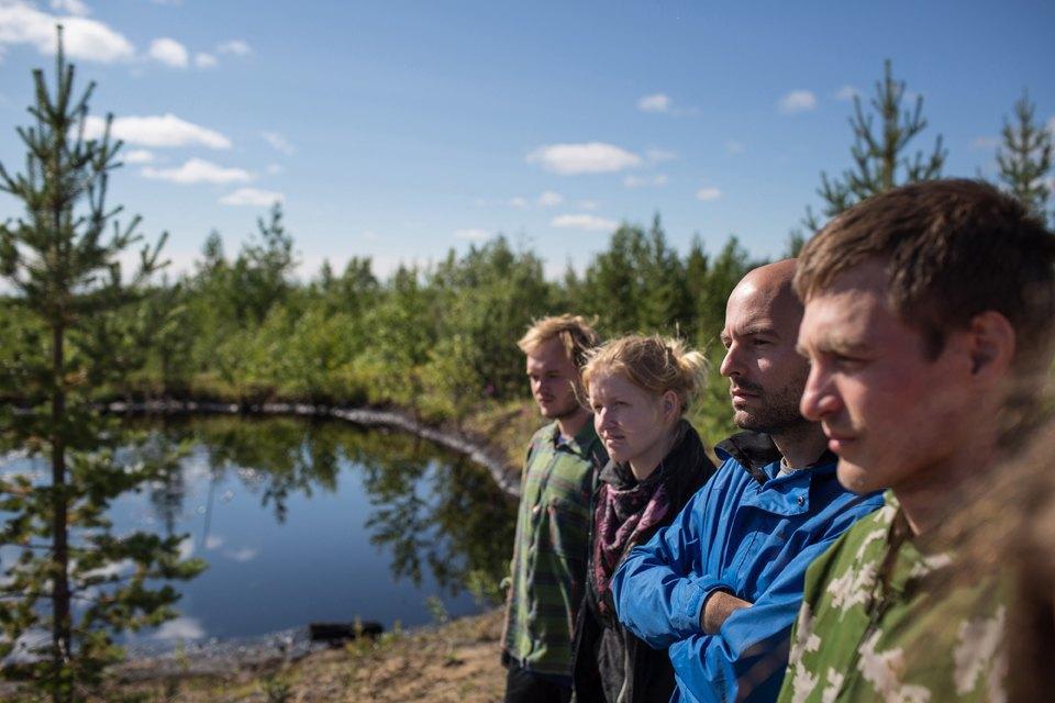 Как леса Коми очищают от нефти. Изображение № 14.